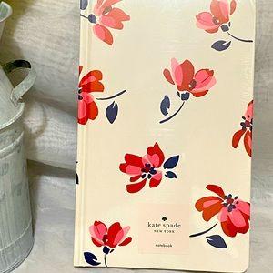 Kate Spade Tea Garden Large notebook